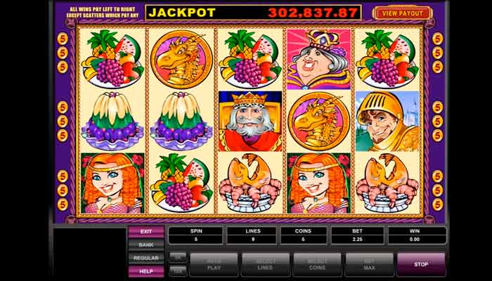 King Cashalot Slot Jackpot