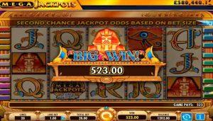 Mega Jackpots Slots IGT